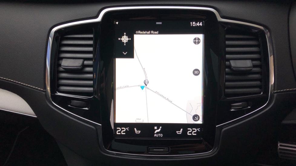 Volvo XC90 B5D Mild Hybrid R Design AWD AT, Xenium & Winter Pks, Htd Screen, 360Cam, PanoRoof, BLIS image 7