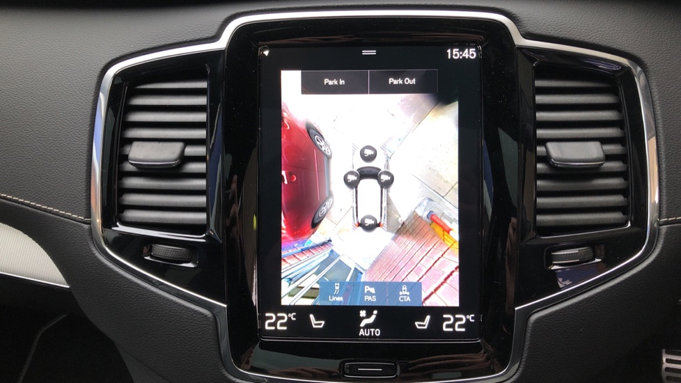 Volvo XC90 B5D Mild Hybrid R Design AWD AT, Xenium & Winter Pks, Htd Screen, 360Cam, PanoRoof, BLIS image 6