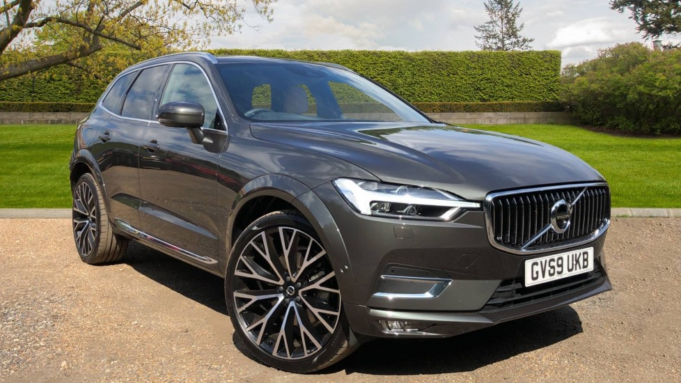 Volvo XC60 B4D Mild Hybrid Inscription Pro AWD AT, IntelliPro & Xenium Pks, B & W Audio, 22 Inch Alloys 2.0 Diesel/Electric Automatic 5 door 4x4 (2020) available from Volvo Horsham thumbnail image
