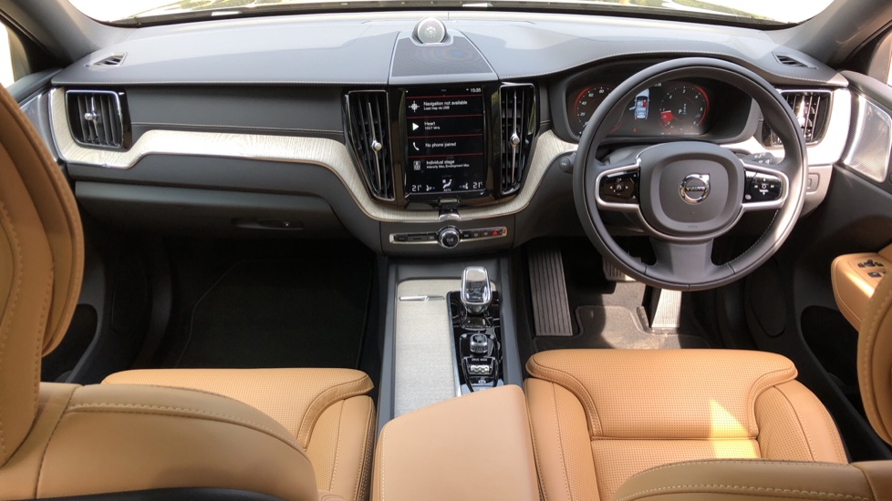Volvo XC60 B4D Mild Hybrid Inscription Pro AWD AT, IntelliPro & Xenium Pks, B & W Audio, 22 Inch Alloys image 13