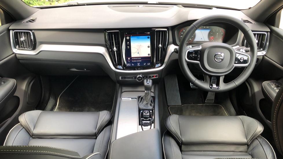 Volvo S60 T5 R Design Plus Auto, Winter Pack, Active Bending Headlights, Nav, F & R Sensors image 10