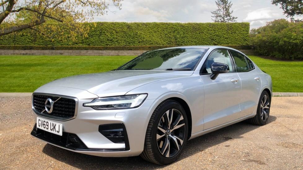 Volvo S60 T5 R Design Plus Auto, Winter Pack, Active Bending Headlights, Nav, F & R Sensors image 3