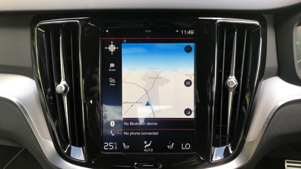 Volvo S60 T5 R Design Plus Auto, Winter Pack, Active Bending Headlights, Nav, F & R Sensors image 5