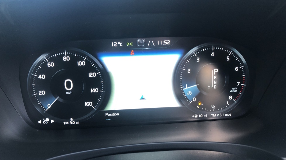Volvo V90 T4 R Design Plus Auto, Winter Pack, Head Up Display, Active Bend Lights, 360 Camera, BLIS image 12