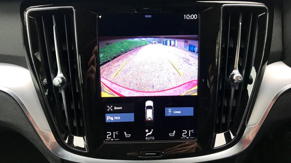 Volvo V60 2 0 D3 Momentum Pro W  Smartphone Integration, Rear Parking  Camera & Sensus Nav Diesel Automatic 5 door Estate (2018) available from  Jaguar