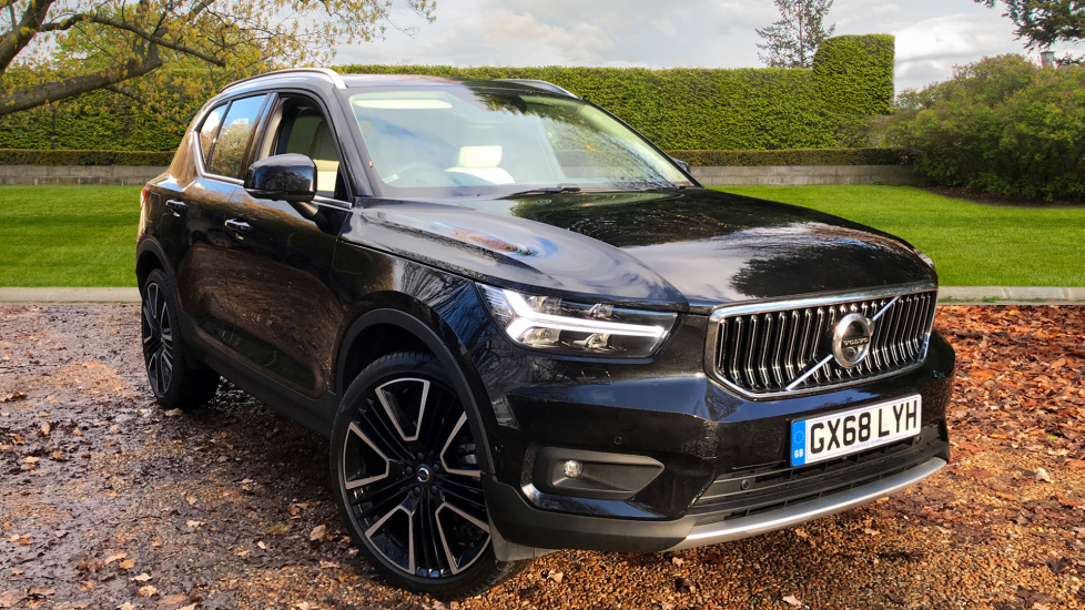 Volvo XC40 2.0 D3 Inscription AWD Auto W. Winter, Xenium Pack & Intellisafe Surround Diesel Automatic 5 door Estate (2018) image