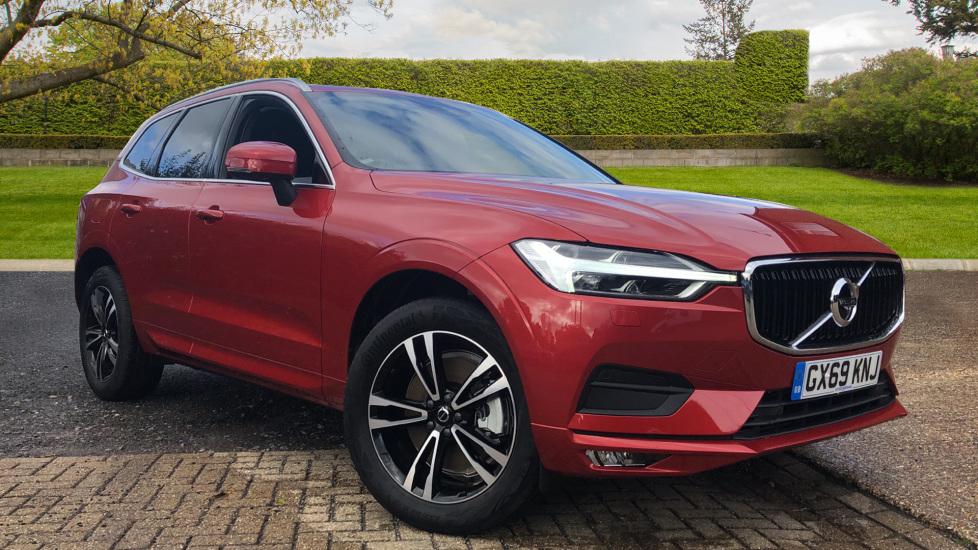 Volvo XC60 2.0 T5 Momentum Pro Auto, Family & Convenience Pk, BLIS, 360 Cam, Tints, 19 Inch Wheels Automatic 5 door Estate (2020) image