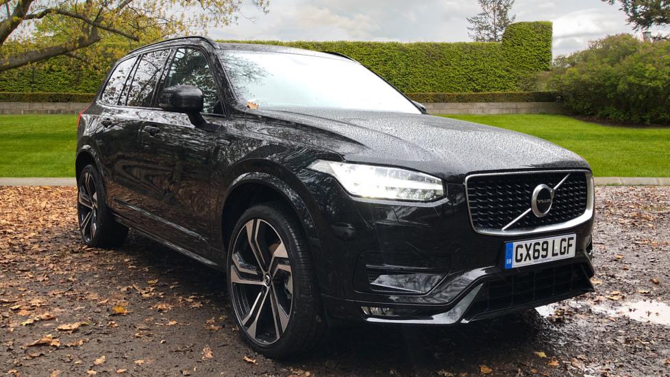 Volvo XC90 2.0 T6 R Design Pro AWD Auto, Xenium Pk, BLIS, 7 Seat Comfort Pk, Bowers & Wilkins Automatic 5 door 4x4 (2019) image