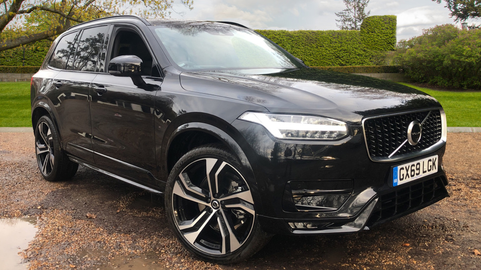 Volvo XC90 2.0 T5 R Design Pro AWD Auto, Xenium/7SeatComfort/HarmanKardon/BLIS/Htd R.Seats Automatic 5 door 4x4 (2020) at Volvo Gatwick thumbnail image