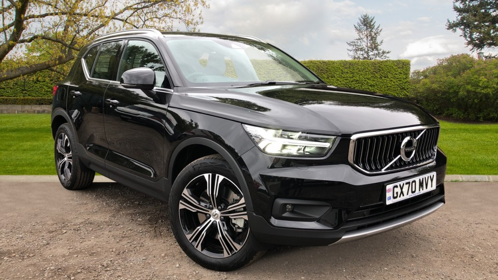 Volvo XC40 T5 Recharge PHEV Inscription Auto, Nav, Climate & Versatility Packs, Heated Screen, Keyless Drive 1.5 Petrol/Electric Automatic 5 door Estate (2020) available from Land Rover Swindon thumbnail image