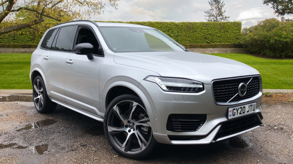 Volvo XC90 T8 Hybrid R Design Pro AWD AT, Xenium Pk, BLIS, S/Phone Int, Heated Screen, HK Audio, 22in Alloys 2.0 Petrol/Electric Automatic 5 door 4x4 (2020)