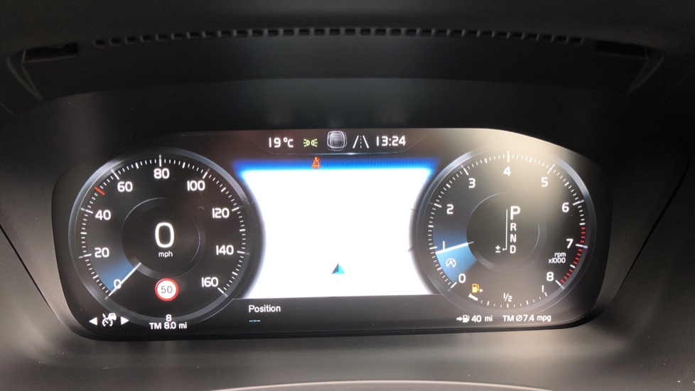 Volvo V90 2.0 T4 R Design Plus AT, Winter Pack, Intellisafe Surround with BLIS, 360 Cam, 3 Pin Socket image 11