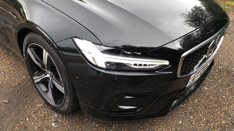 Volvo V90 2.0 T4 R Design Plus AT, Winter Pack, Intellisafe Surround with BLIS, 360 Cam, 3 Pin Socket image 25