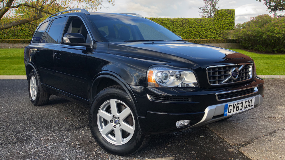 Volvo XC90 2.4 D5 ES Auto, Rr. Parking Sensors, Active Bending Headlights, Winter & Family Pk Diesel Automatic 5 door 4x4 (2013) image