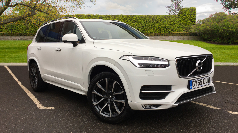 Volvo XC90 D5 Momentum AWD AT, Winter, Illumination & Family Packs, S/Phone, Intellisafe Pro 2.0 Diesel Automatic 5 door 4x4 (2015)