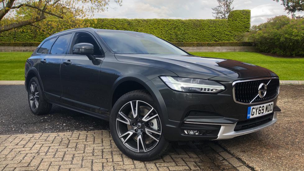 Volvo V90 2.0 T5 Cross Country Plus AWD Auto, H.Kardon, S/Phone, Winter Pk, 360Cam, BLIS, Air Suspension Automatic 5 door 4x4 (2020) image
