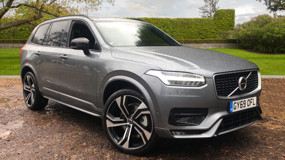 Volvo XC90 2.0 B5D Hybrid R Design Pro AWD AT, Xenium Pk/Harman Kardon/CarPlay/BLIS/Laminated Windows Diesel/Electric Automatic 5 door 4x4 (2020) image