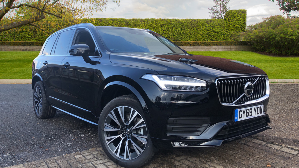 Volvo XC90 2.0 B5D Mild Hybrid Momentum AWD AT, Winter & 7 Seat Comfort Pks, BLIS, Tints, 360 Cam Diesel/Electric Automatic 5 door 4x4 (2020) image