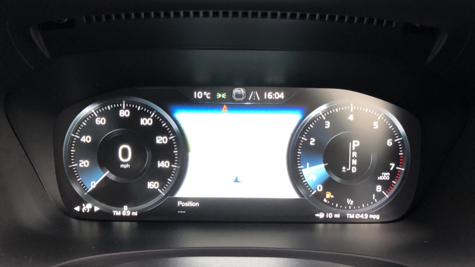 Volvo V90 T4 R Design Plus Auto, Nav, Winter Pack, Heated Screen, Active Bending Lights, DAB, Keyless Drive image 11
