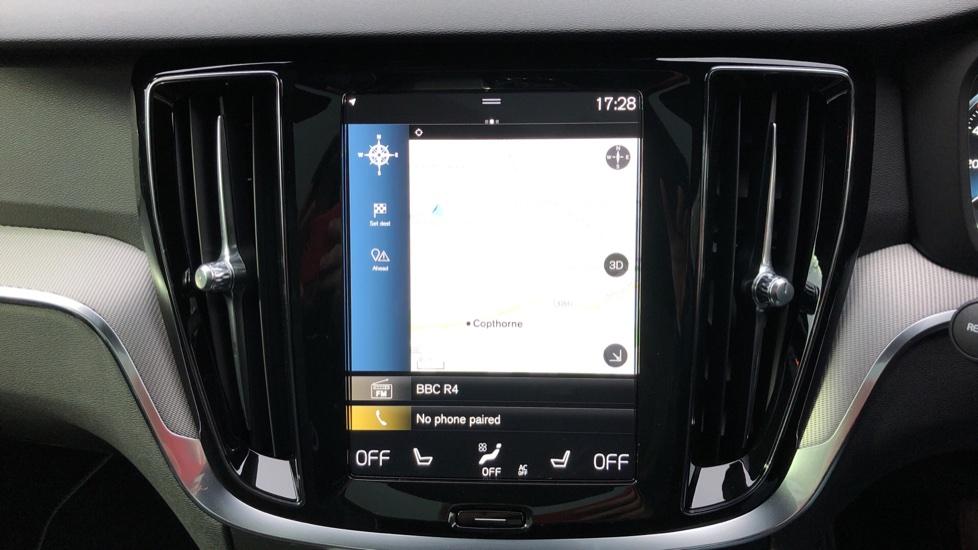 Volvo V60 D3 R Design Plus Auto,Nav, Xenium & Winter Packs, Sunroof, 360 Camera, Heated Screen, BLIS image 6