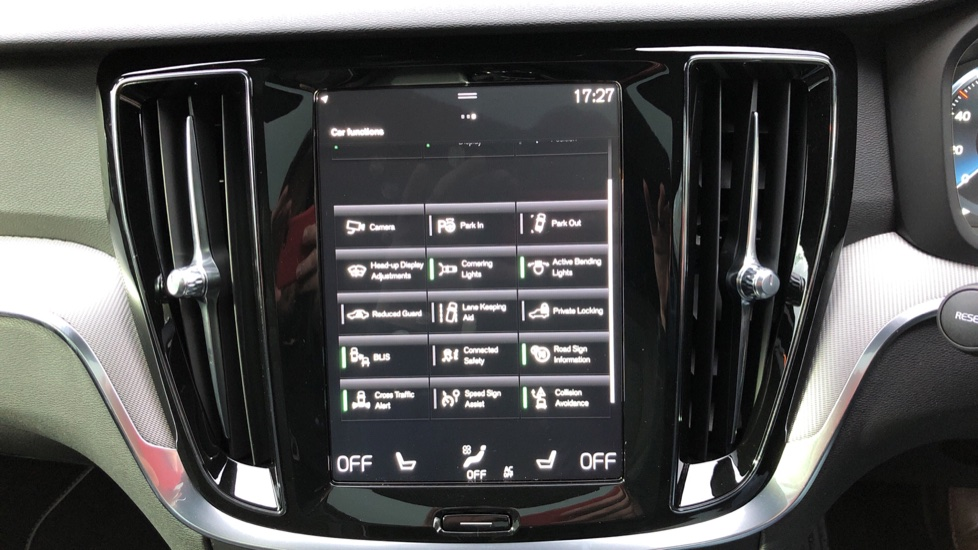 Volvo V60 D3 R Design Plus Auto,Nav, Xenium & Winter Packs, Sunroof, 360 Camera, Heated Screen, BLIS image 26