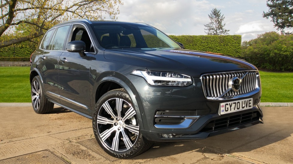 Volvo XC90 B5D Mild Hybrid Inscription Pro AWD Auto, Lounge, Climate & Driver Assist Packs, Sunroof, BLIS 2.0 Diesel/Electric Automatic 5 door 4x4 (2021) image