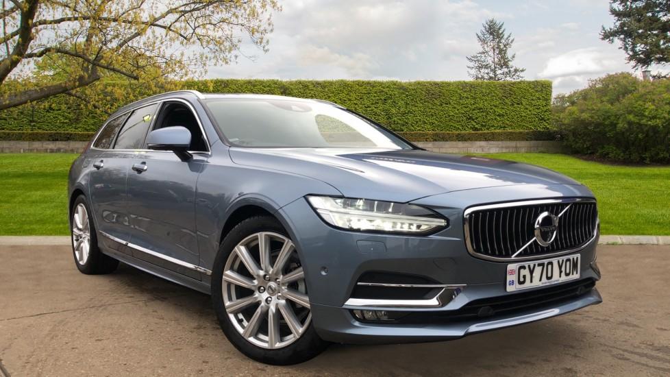 Volvo V90 T4 Inscription Plus Auto, Nav, Xenium, Family & Winter Packs, Sunroof, 360 Camera, Booster Seats 2.0 Automatic 5 door Estate (2020)