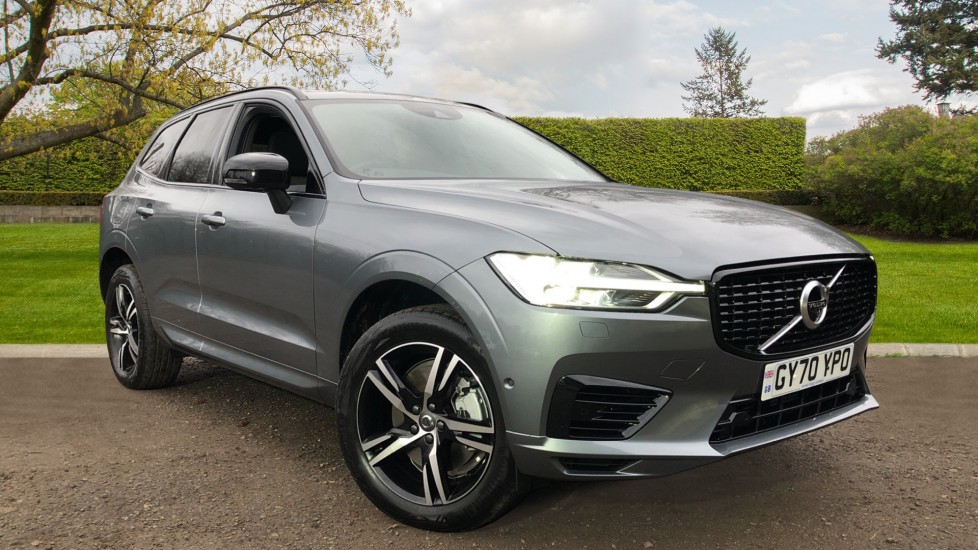 Volvo XC60 T6 Recharge PHEV R Design AWD Auto, Lounge, Climate & Driver Assist Packs, Sunroof, 360 Camera 2.0 Petrol/Electric Automatic 5 door 4x4 (2021) available from Bentley Chelmsford thumbnail image