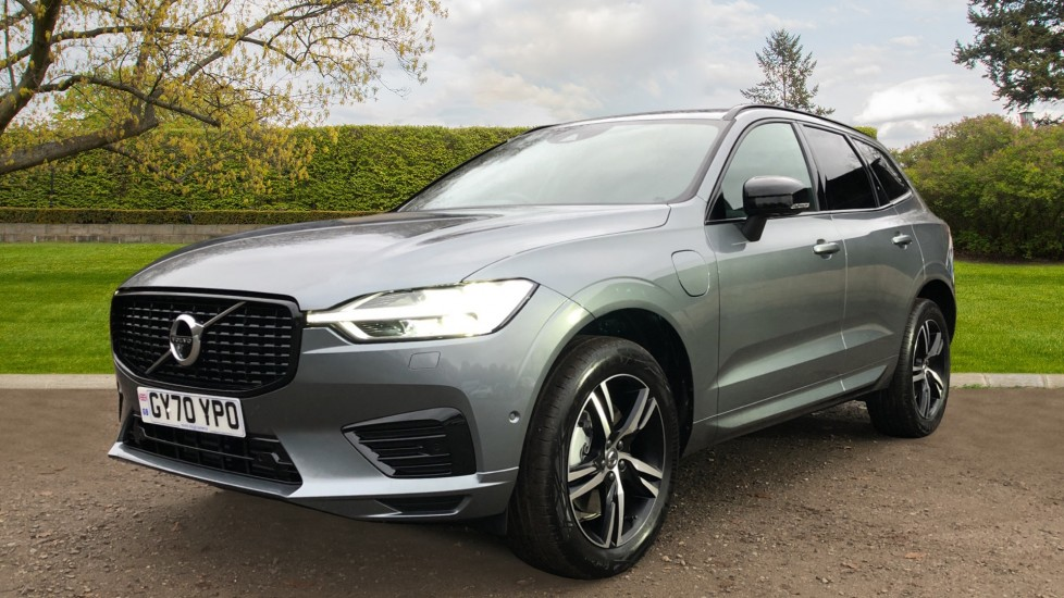 Volvo XC60 T6 Recharge PHEV R Design AWD Auto, Lounge, Climate & Driver Assist Packs, Sunroof, 360 Camera image 3