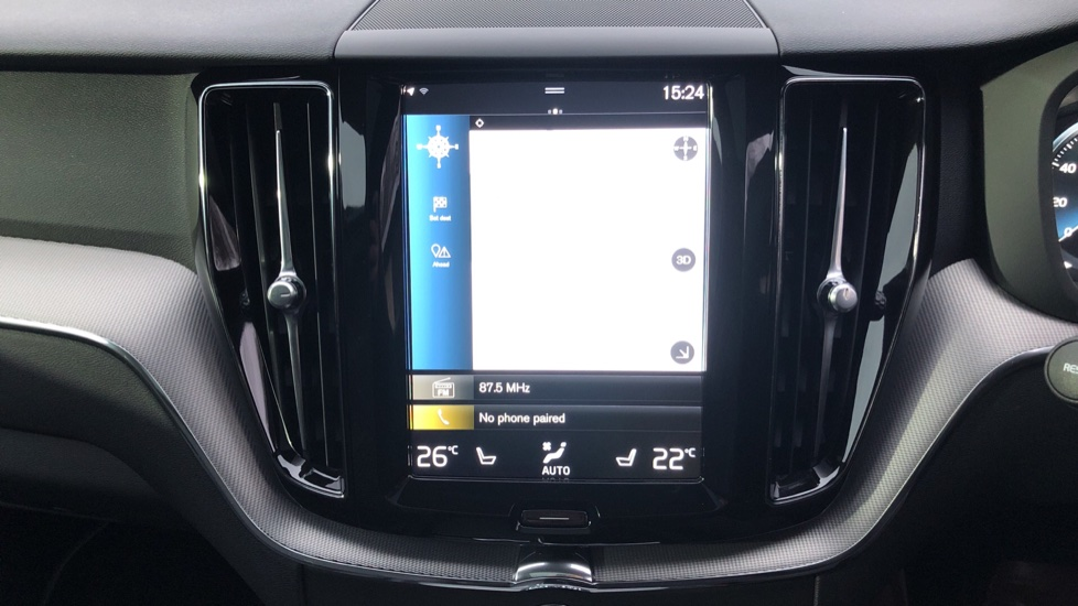 Volvo XC60 T6 Recharge PHEV R Design AWD Auto, Lounge, Climate & Driver Assist Packs, Sunroof, 360 Camera image 5