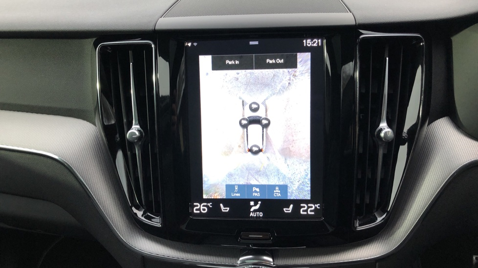 Volvo XC60 T6 Recharge PHEV R Design AWD Auto, Lounge, Climate & Driver Assist Packs, Sunroof, 360 Camera image 8