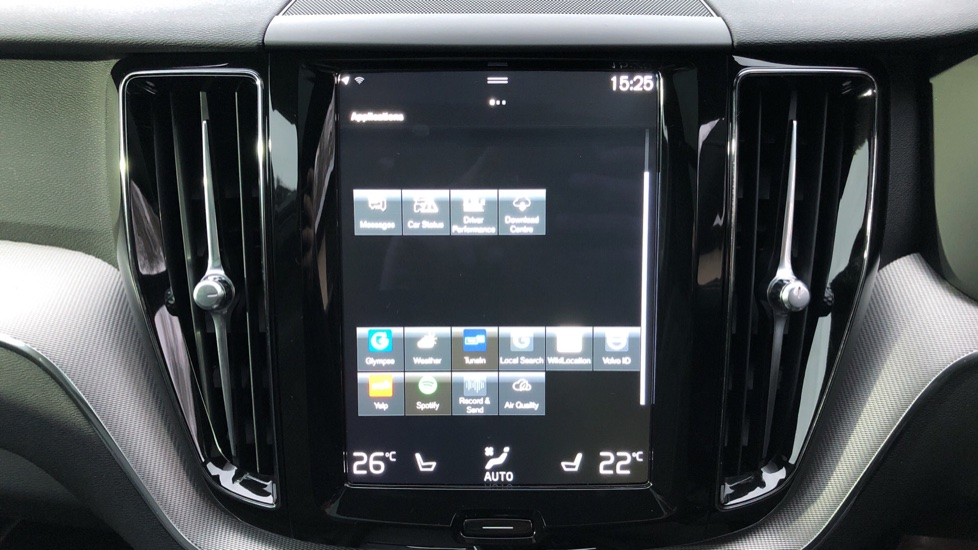 Volvo XC60 T6 Recharge PHEV R Design AWD Auto, Lounge, Climate & Driver Assist Packs, Sunroof, 360 Camera image 25
