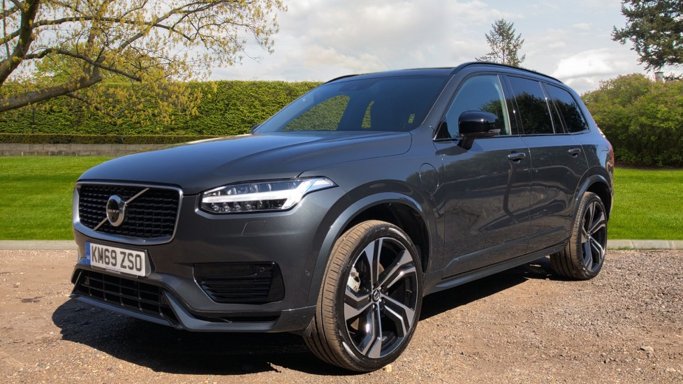 Volvo XC90 T8 Hybrid R Design Pro AWD Auto, Xenium Pack, Sunroof, 360 Camera, BLIS, CarPlay, DAB Radio image 3