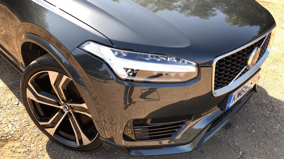 Volvo XC90 T8 Hybrid R Design Pro AWD Auto, Xenium Pack, Sunroof, 360 Camera, BLIS, CarPlay, DAB Radio image 29