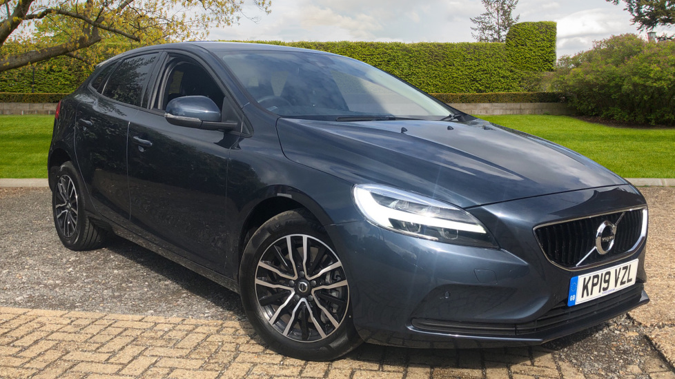 Volvo V40 T2 Momentum Nav Plus, Winter Edition, Ft Park Sensors, Privacy Glass & Volvo On Call 1.5 Automatic 5 door Hatchback (2019) available from Jaguar Hatfield thumbnail image