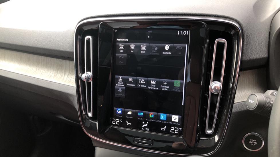Volvo XC40 D4 Inscription AWD AT, Xenium/Winter/Convenience Pks, IntelliPro, HK Audio, S/Phone image 20