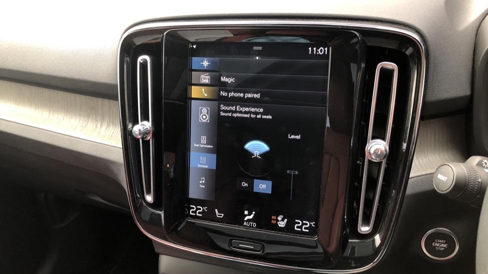 Volvo XC40 D4 Inscription AWD AT, Xenium/Winter/Convenience Pks, IntelliPro, HK Audio, S/Phone image 22