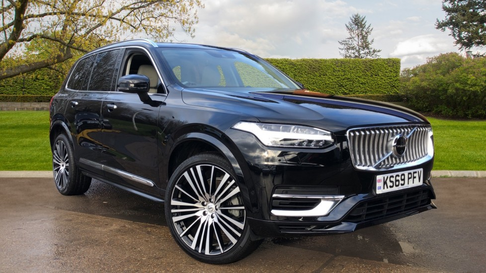 Volvo XC90 T8 Hybrid Inscription Pro AWD Auto, Xenium Pack, Sunroof, 360 Camera, Bowers & Wilkins Audio 2.0 Petrol/Electric Automatic 5 door 4x4 (2019) image