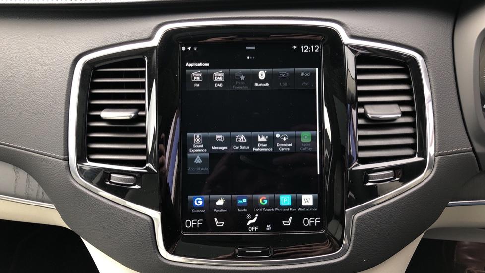 Volvo XC90 T8 Hybrid Inscription Pro AWD Auto, Xenium Pack, Sunroof, 360 Camera, Bowers & Wilkins Audio image 32