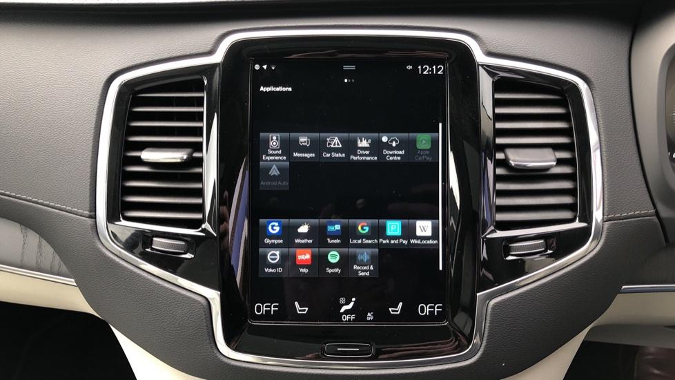 Volvo XC90 T8 Hybrid Inscription Pro AWD Auto, Xenium Pack, Sunroof, 360 Camera, Bowers & Wilkins Audio image 33