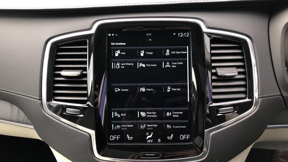 Volvo XC90 T8 Hybrid Inscription Pro AWD Auto, Xenium Pack, Sunroof, 360 Camera, Bowers & Wilkins Audio image 34