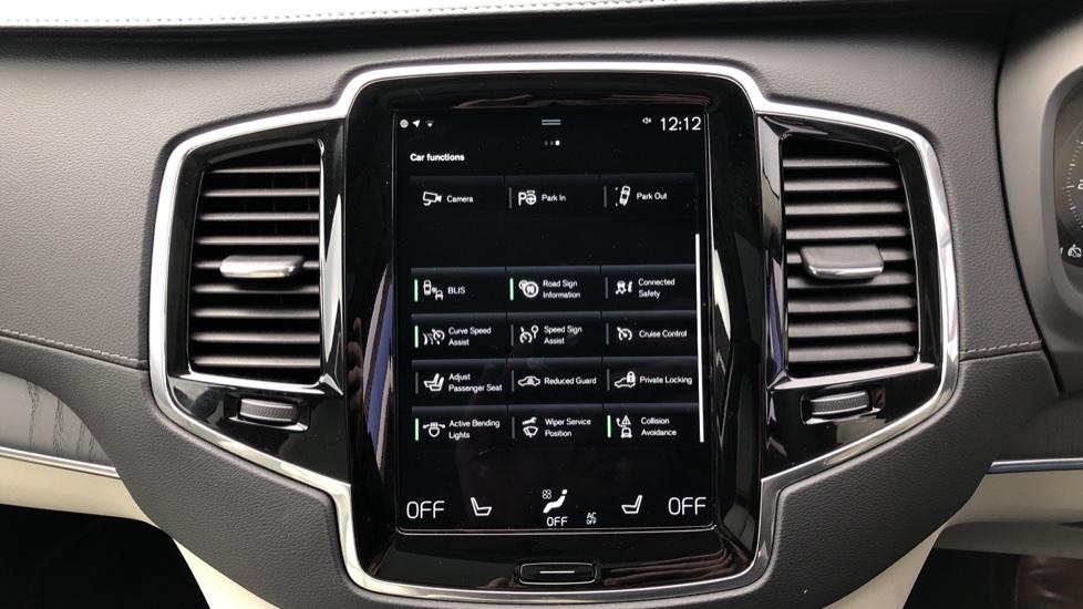 Volvo XC90 T8 Hybrid Inscription Pro AWD Auto, Xenium Pack, Sunroof, 360 Camera, Bowers & Wilkins Audio image 35