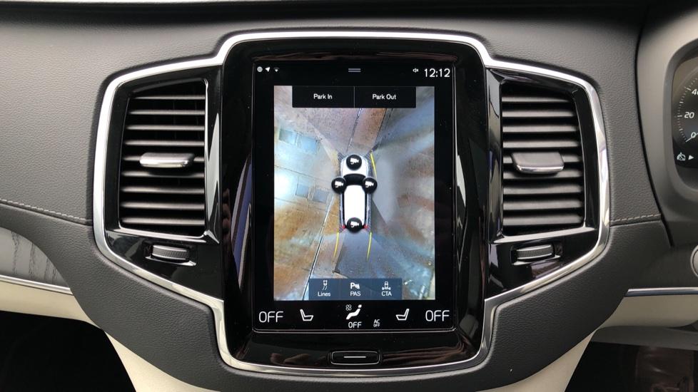 Volvo XC90 T8 Hybrid Inscription Pro AWD Auto, Xenium Pack, Sunroof, 360 Camera, Bowers & Wilkins Audio image 9
