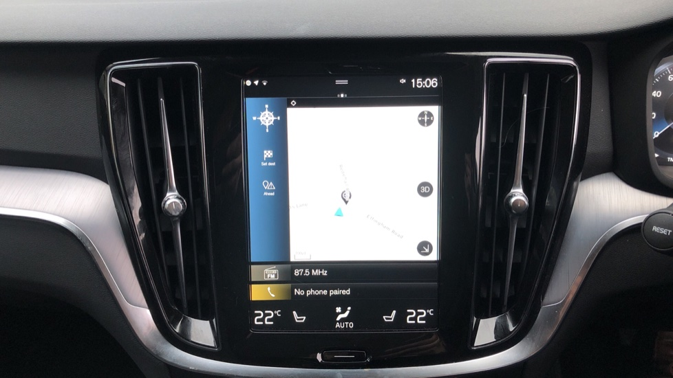 Volvo V60 T5 Cross Country Plus AWD Auto, Intellisafe Pro, Winter pack, Adaptive Cruise Control image 5