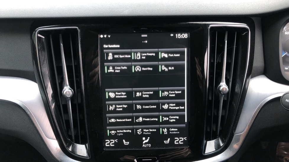 Volvo V60 T5 Cross Country Plus AWD Auto, Intellisafe Pro, Winter pack, Adaptive Cruise Control image 21
