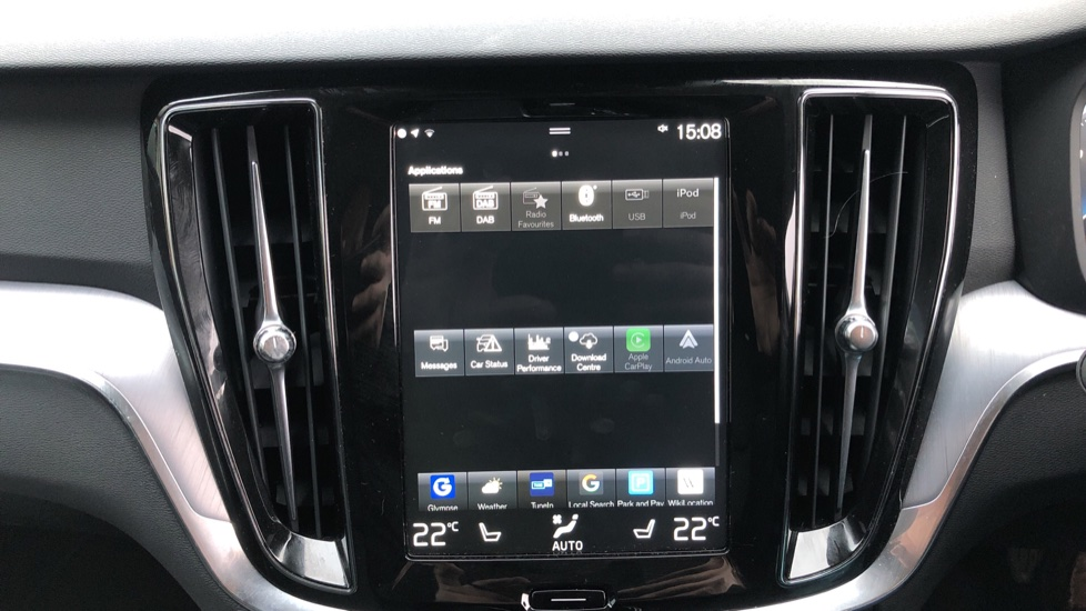 Volvo V60 T5 Cross Country Plus AWD Auto, Intellisafe Pro, Winter pack, Adaptive Cruise Control image 23