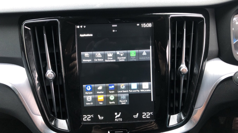 Volvo V60 T5 Cross Country Plus AWD Auto, Intellisafe Pro, Winter pack, Adaptive Cruise Control image 24