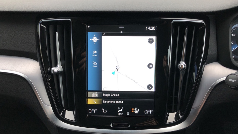 Volvo V60 T4 Momentum Plus Auto, Convenience & Winter Packs, Intellisafe Pro, Smartphone Integration image 5