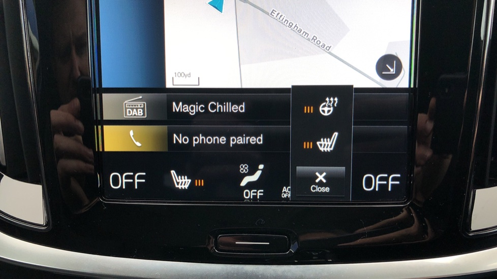 Volvo V60 T4 Momentum Plus Auto, Convenience & Winter Packs, Intellisafe Pro, Smartphone Integration image 19