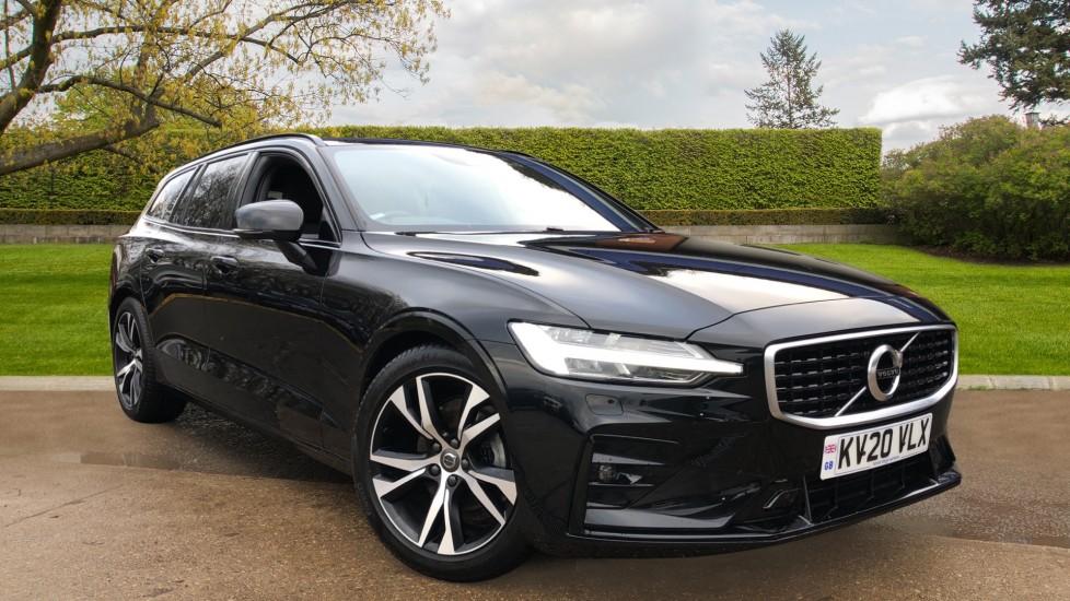 Volvo V60 D3 R Design Plus Manual, Winter & Convenience Packs, Intellisafe Pro, Smartphone Integration 2.0 Diesel 5 door Estate (2020)